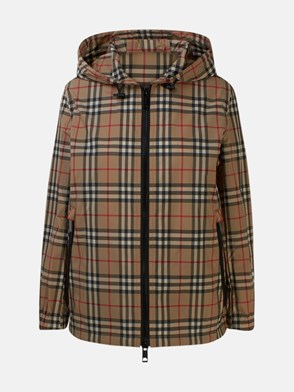 BURBERRY - GIUBBINO EVERTON CHECK