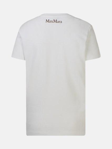 MAX MARA T-SHIRT UFO BIANCA - COD. 19460303600          008