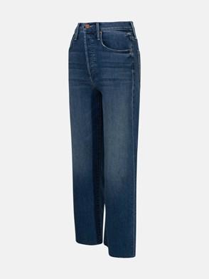 Pantaloni Lunghi da Donna con Ancora NORMANN W/ÄSCHEFABRIK Pyjama 56936 Motivo Marittimo