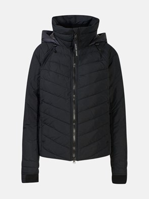 CANADA GOOSE - BLACK CG UPDATED DOWN JACKET
