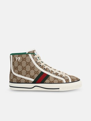 GUCCI - SNEAKERS MICKEY MOUSE GG SUPR.