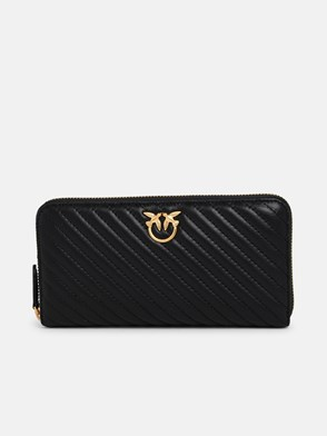 PINKO - BLACK RYDER WALLET