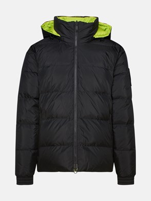 MOOSE KNUCKLES - BLACK SYNDICATE PUFFER DOWN JACKET