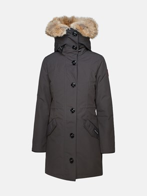 CANADA GOOSE - PARKA CG ROSSCLAIR ANTRACITE