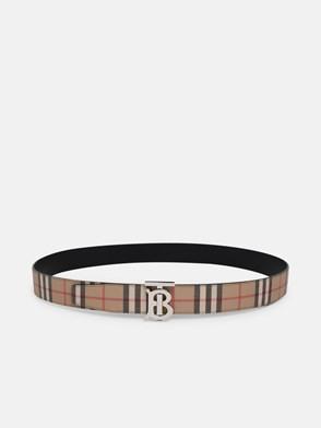 BURBERRY - CINTURA MB BEIGE