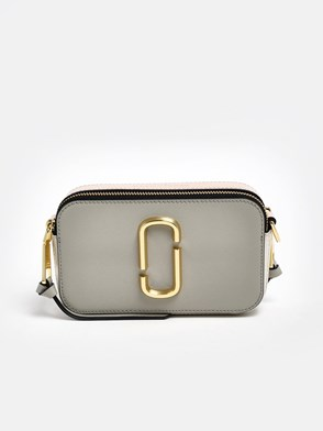 THE MARC JACOBS - TRACOLLA SNAPSHOT MJ GRIGIA