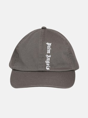 PALM ANGELS - BROWN HAT
