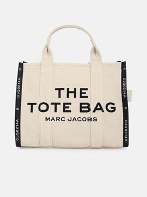THE MARC JACOBS - BORSA TRAVELER TOTE BEIGE