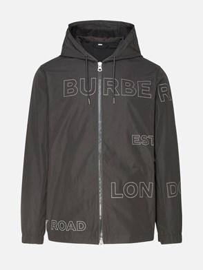BURBERRY - GIUBBINO STRETTON NERO