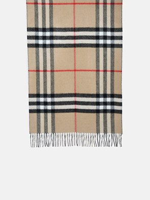 BURBERRY - SCIARPA MU GIANT CHECK NERA