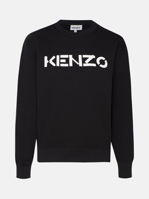 KENZO - FELPA NERA
