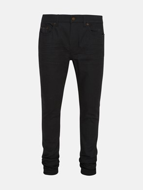 SAINT LAURENT - BLACK SKINNY JEANS