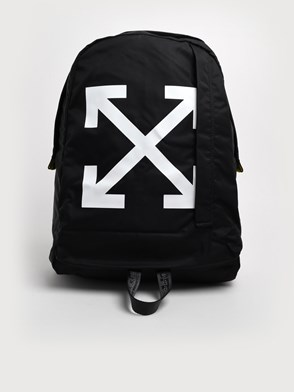 OFF WHITE - ZAINO ARROW EASY NERO