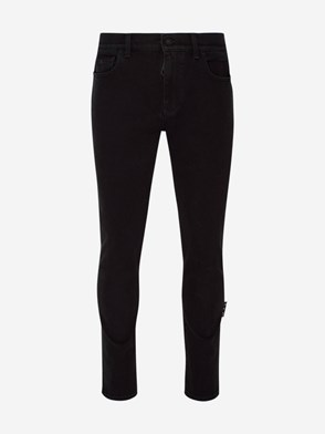 OFF-WHITE - JEANS DIAS POCKET NERI