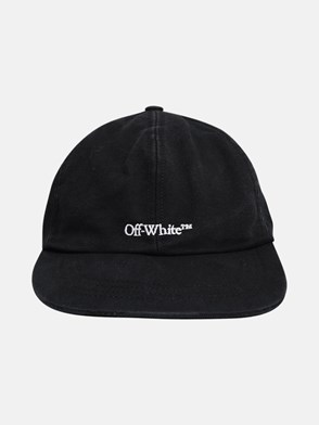 OFF WHITE - BLACK BOOKISH OW HAT