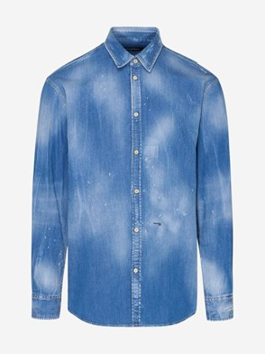 DSQUARED2 - BLUE SHIRT