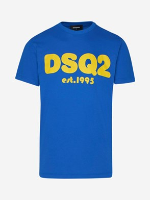 DSQUARED2 - T-SHIRT BLU