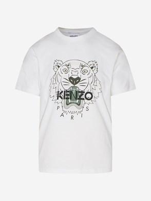 KENZO - T-SHIRT BIANCA