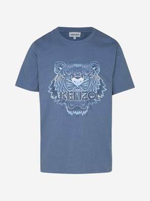 KENZO - T-SHIRT AZZURRA