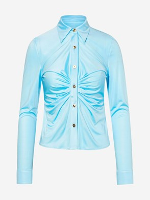 VERSACE - LIGHT BLUE SHIRT