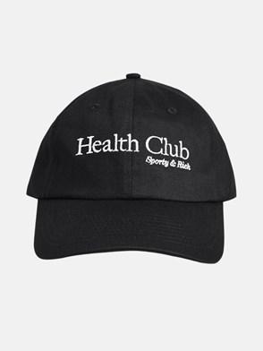 SPORTY & RICH - CAPPELLINO HEALTH CLUB NERO