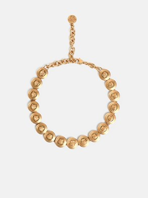 VERSACE - GOLD NECKLACE