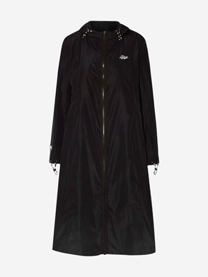 OFF-WHITE - CAPPOTTO ATHLEISURE NERO