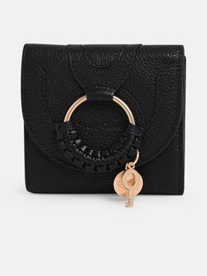 SEE BY CHLOE' - BLACK HANA WALLET