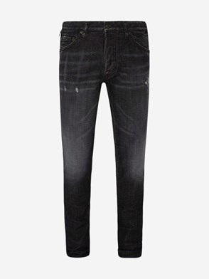 DSQUARED2 - GREY COOL GUY JEANS