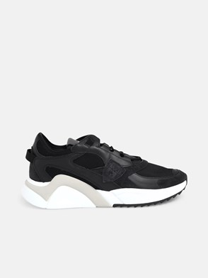 PHILIPPE MODEL - BLACK EZE SNEAKERS