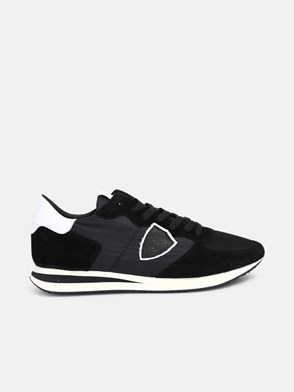 PHILIPPE MODEL - BLACK TRPX SNEAKERS
