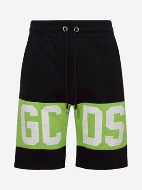 GCDS - BLACK SHORTS