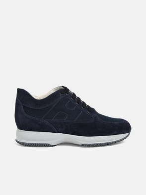 HOGAN - BLUE INTERACTIVE SNEAKERS