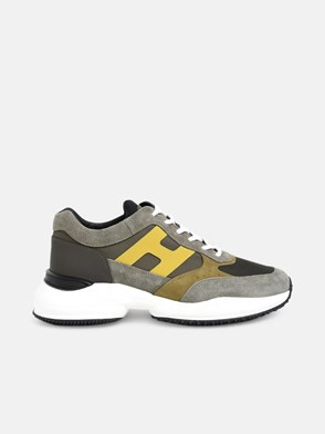 HOGAN - SNEAKER INTERACTION VERDE