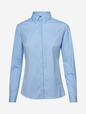 FAY - LIGHT BLUE SHIRT