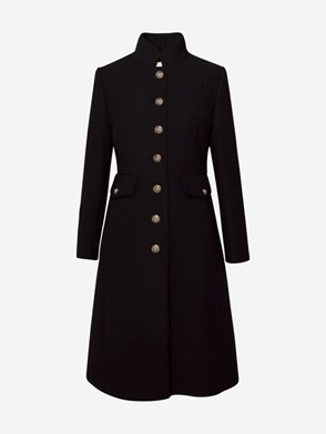 DOLCE & GABBANA - BLACK COAT