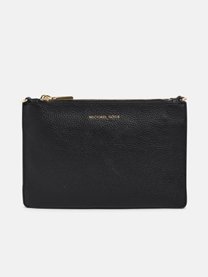 MICHAEL MICHAEL KORS - BLACK NS JET SET BAG