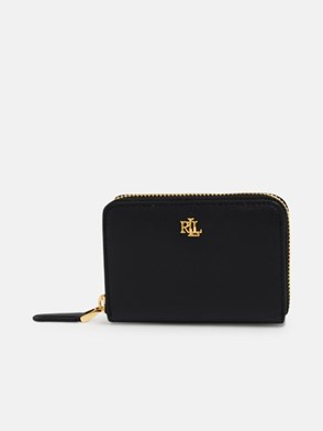 LAUREN RALPH LAUREN - BLACK WALLET