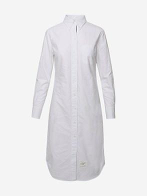 THOM BROWNE - WHITE DRESS
