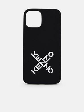 KENZO - COVER IPHONE 12PRO NERA