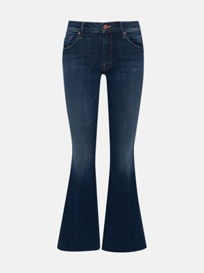 MOTHER - BLUE THE WEEKENDER JEANS