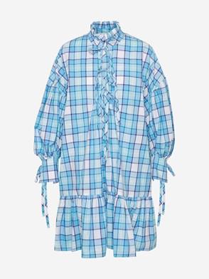 MSGM - LIGHT BLUE DRESS