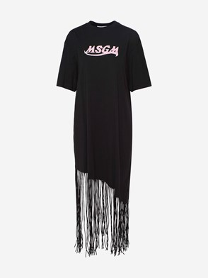 MSGM - BLACK DRESS