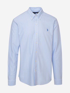 POLO RALPH LAUREN - LIGHT BLUE OXFORD SHIRT