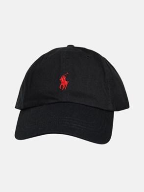 POLO RALPH LAUREN - BLACK HAT