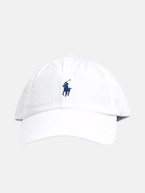 POLO RALPH LAUREN - WHITE HAT
