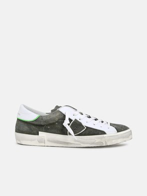 PHILIPPE MODEL - SNEAKER PRSX LOW VERDI