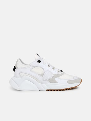 PHILIPPE MODEL - WHITE EZE LOW SNEAKERS