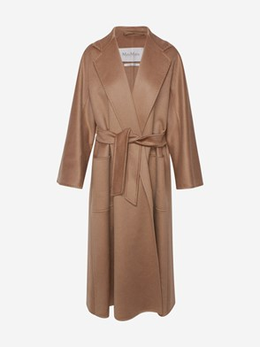 MAX MARA - BROWN LABBRO COAT
