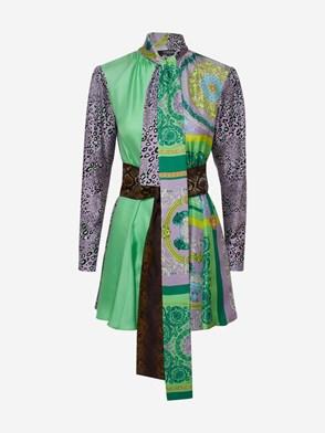 VERSACE - MULTICOLOR DRESS